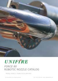 2015 FORCE 80 Robotic Nozzle Catalog by Unifire
