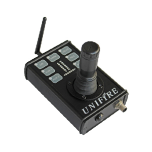 "∏ (""PI"") Wireless/Radio Joystick for Robotic Nozzles"